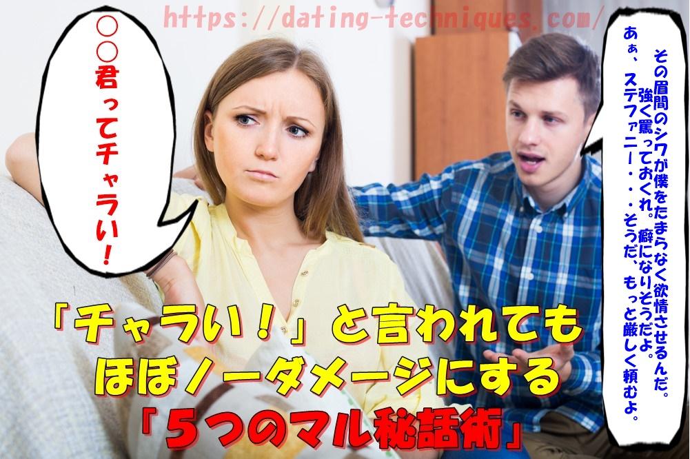 喧嘩しているカップル